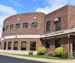 Weldon E. Howitt Middle School Image
